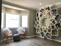 Creative Shelving Creative Bookshelf Design Is A Pinterest Diy Done Right