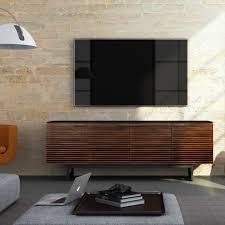 mid century modern credenza living room contemporarywith