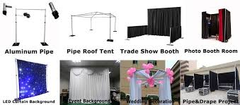 Pipe Drape Wholesale Wholesale Pipe And Drape Rk Ts916 9 U0027 16 U0027 Adjustable Upright