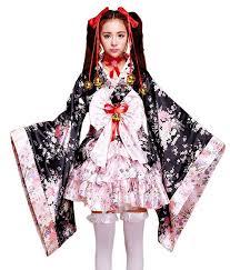 amazon com vsvo anime cosplay halloween fancy dress