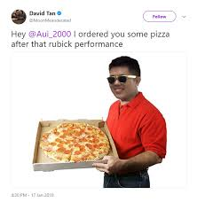 Meme Pizza - how fnatic s pizza party inadvertently became this year s dota 2 meme