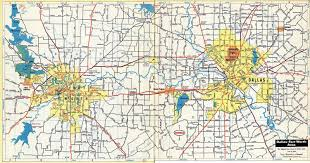 Dfw Terminal Map Fort Worth Ft Worth Map Maps Fort Worth Ft Worth Texas Usa