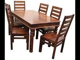 Teak Wood Dining Tables Teak Wood Dining Tables Product Demo Fab Home Koramangala
