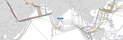 Undersea Cable Map Is Your Internet Down It U0027s Because Of Cyclone Vardah