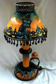 76 best painted lamps lampshades images on pinterest lampshades