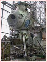 Lunar Module Interior Lunar Module Lk Lk Lunny Korabl Soviet Lunar Lander Ussr