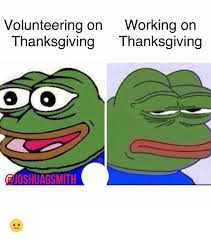 25 best memes about working on thanksgiving working on