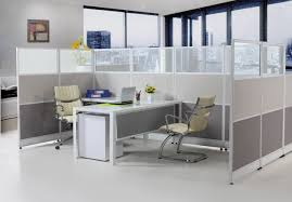 Office Table With Partition Gillit Pte Ltd