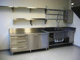 stainless steel kitchen shelves designs ideas