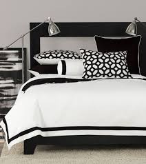 black and white bedroom decor ideas green natural plant create