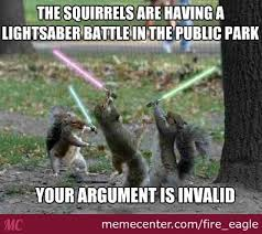 Meme Your Argument Is Invalid - your argument is invalid memes and humor
