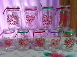 imagenes suvenir para casamiento con frascos de mermelada frascos de vidrio decorados souvenir souvenirs para tu casamiento