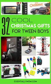 32 cool christmas gifts for tween boys christmas 2017