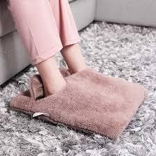 canap chauffant pied chaude coussin chauffant pantoufles canapé chaise coussin