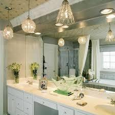 Bathroom Lighting Lowes Appealing Hanging Bathroom Light Fixtures Mini Pendant Lights