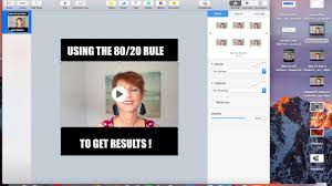 Make A Meme Video - how to easily make a square video or meme on a mac youtube