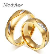 aliexpress buy vnox 2016 new wedding rings for women 84 best gyűrű images on 316l stainless steel