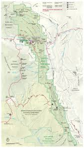 Map Of Sw Usa by Capitol Reef Maps Npmaps Com Just Free Maps Period