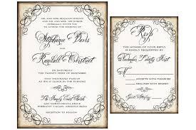 wedding invitation inserts wedding invitation inserts