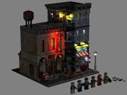 Lego Office Vean U0027s Lxf 10246 1 Detective U0027s Office Lego Expert M U2026 Flickr