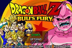 dragon ball buu u0027s fury gbafun website play