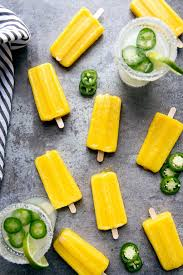 mango margarita diy prosecco popsicles the perfect treat for your next summer