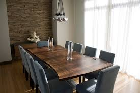 Dining Room Table Sets Seats  With Well Claro Walnut Dining - Dining room table sets seats 10