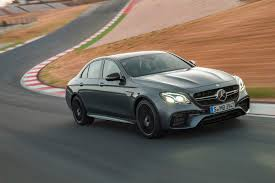 mercedes amg turbo 612 hp v8 makes the mercedes e63 s amg a supercar in disguise