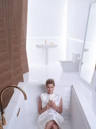 Kohler Bathroom Fixtures by Kohler K 1137 0 Underscore 6 Foot Acrylic Bath White For The