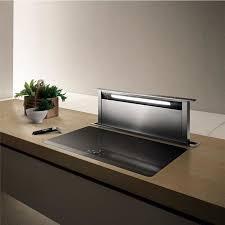 les hottes de cuisine hotte cuisine elica escamotable adagio 90 cm cuisissimo achat