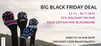 black friday in germany black friday archive pom pom knit golf headcovers made in germany