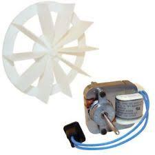 broan nutone replacement fan motor kits broan s97012038 ventilation fan motor and blower wheel assembly ebay