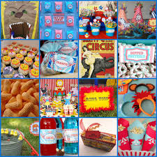 Circus Birthday Decorations Birthday Wcgevents
