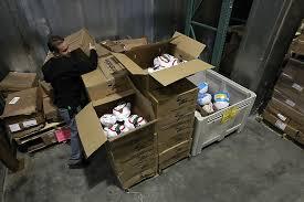 food bank s thanksgiving turkey shortage sfgate