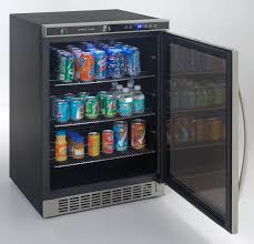 beer refrigerator glass door product catalog beverage coolers