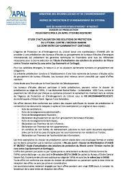 liste des bureaux d 騁udes en tunisie apal