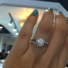 halo engagement ring settings only best 25 engagement ring settings only ideas on ring