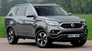 ssangyong korando sports 2018 ssangyong rexton u2013 more pictures revealed
