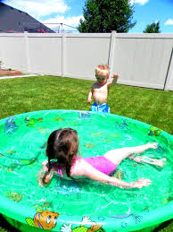 Backyard Blow Up Pools by Who Does These Things Beefcake At The Pool