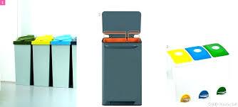 poubelle pas cher cuisine poubelle cuisine tri free poubelle cuisine tri selectif bacs x