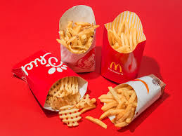 who has the best french fries in fast food business insider