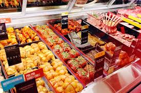 popular grocery stores the gross truth about the prepared foods section at the grocery store