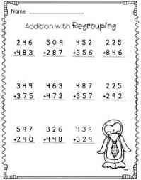 thousands of printable math worksheets for home or