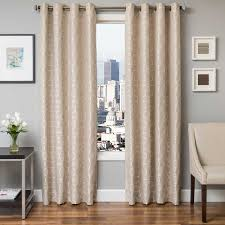 Eclipse Kendall Curtains Softline Home Fashions Drapery Dijon Panel U0026 Decorative Pillows