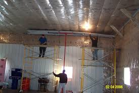Insulation For Pole Barn Roof Truss Question Archive Sawmill Creek Woodworking Community