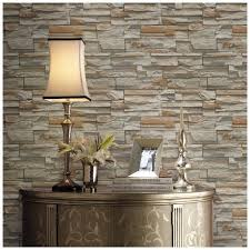 Home Decor At Walmart Home Trends Multi Stone Flat Pack Wallpaper For Sale At Walmart