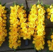letters seasons florists london