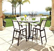 Patio High Chairs 40 Design Ideas Patio Bar Table And Chairs Furniture Design Ideas