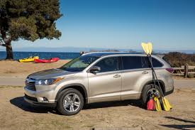 2014 toyota highlander le v6 awd review 2014 toyota highlander the about cars