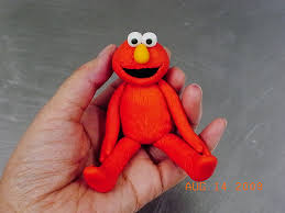 elmo cake topper fondant elmo cake topper a photo on flickriver